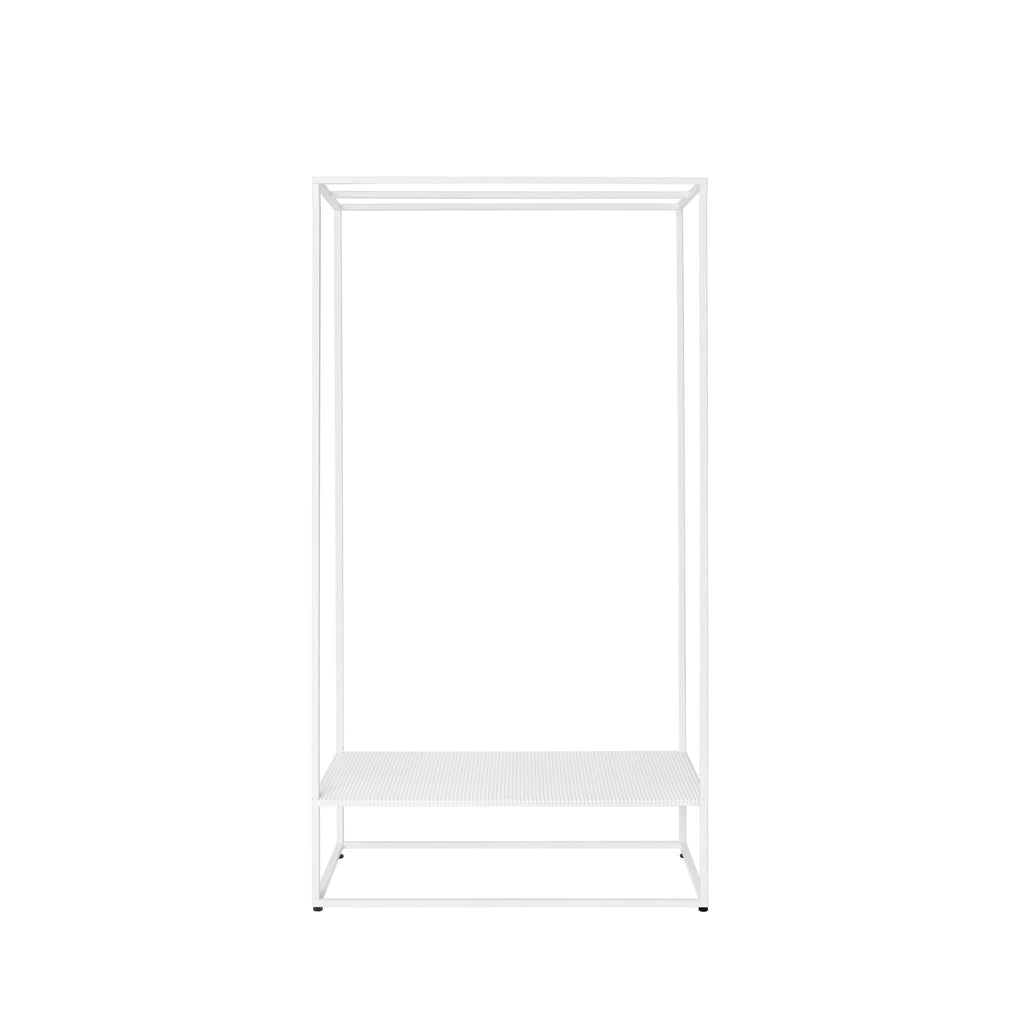 kristina dam studio white grid coat stand shop online