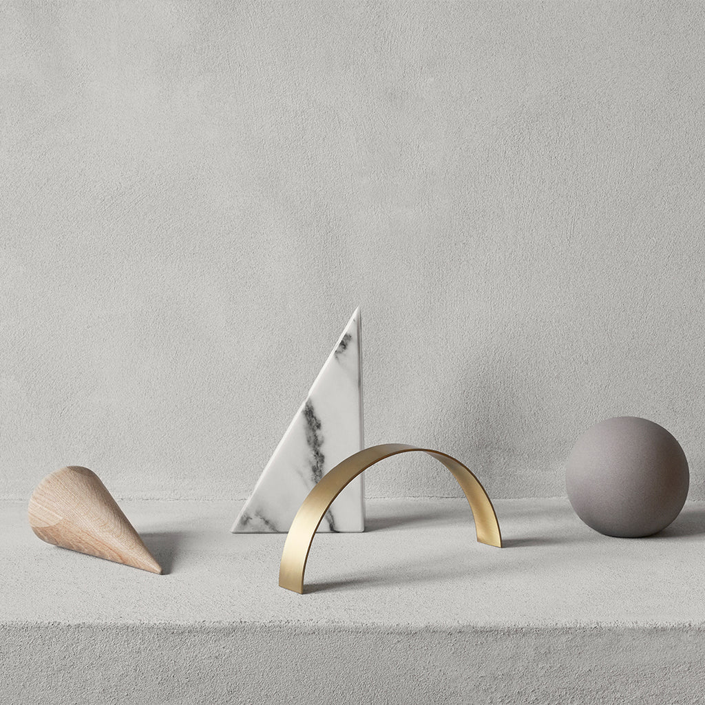 Buy four small accessory objects at Kristina Dam studio