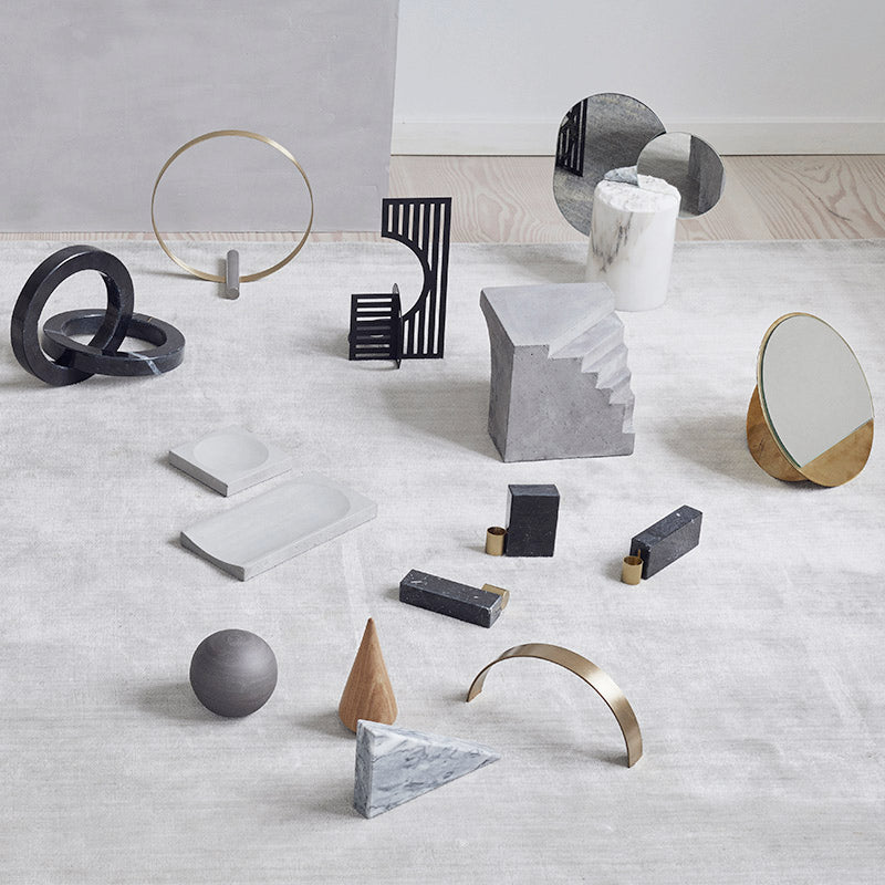 danish design objects kristina dam handmade marble