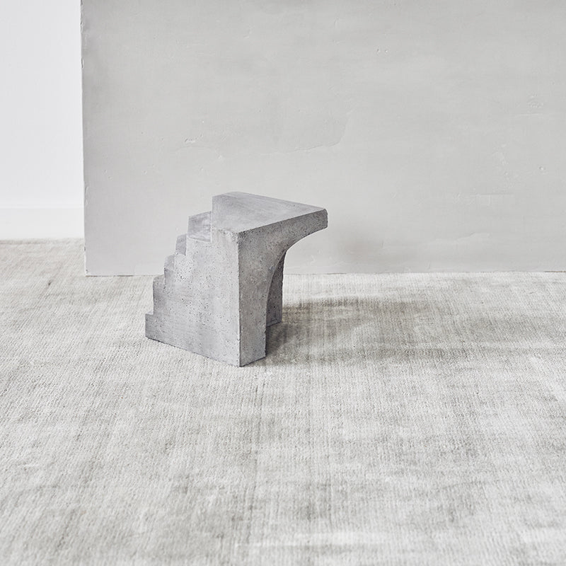 Concrete Object Kristina Dam Studio Stair Sculpture