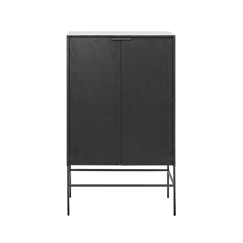 grid cabinet storage design steel black kristina dam