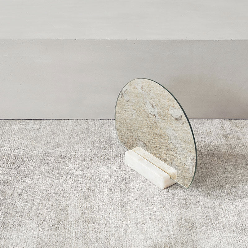 Danish design bathroom mirror Kristina Dam Studio