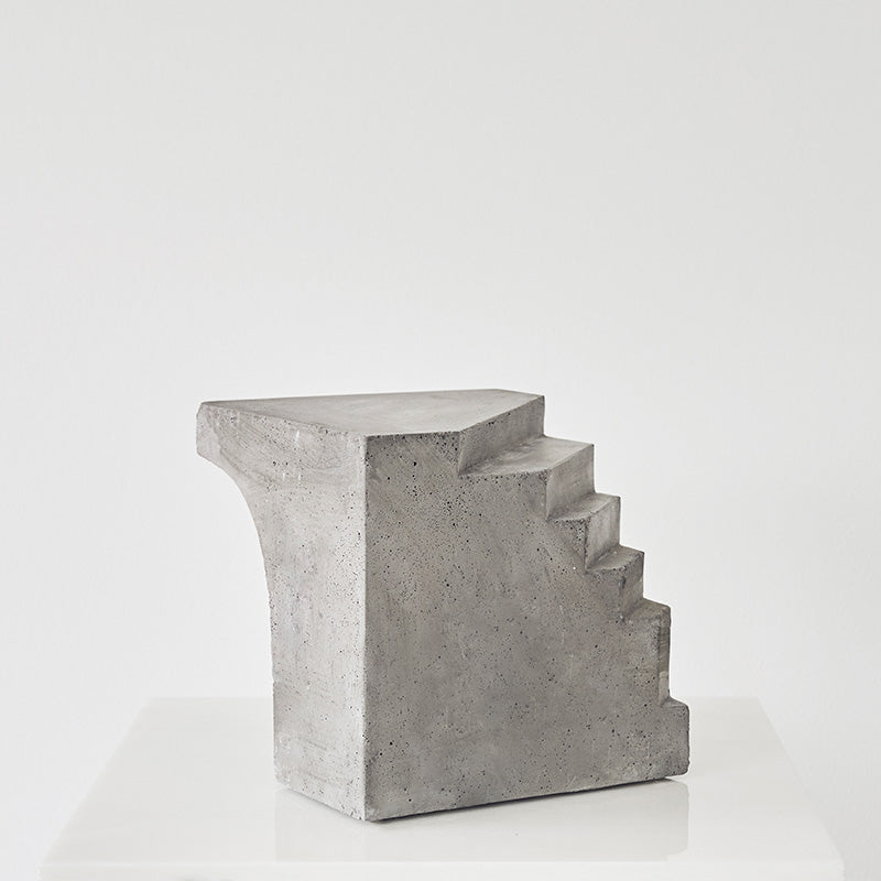 The Stair Sculpture Concrete Sculpture Kristina Dam