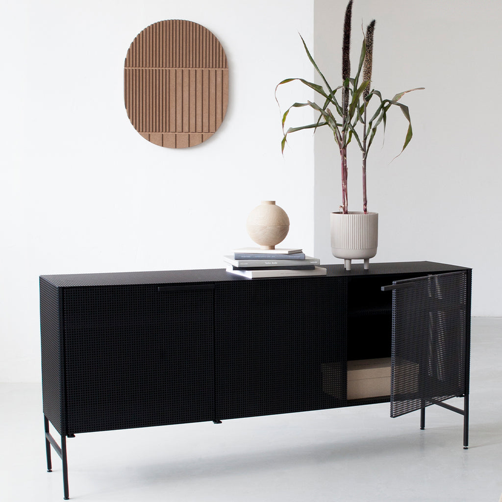 Inspiration for wood art pieces for home decor from danish Kristina Dam studio