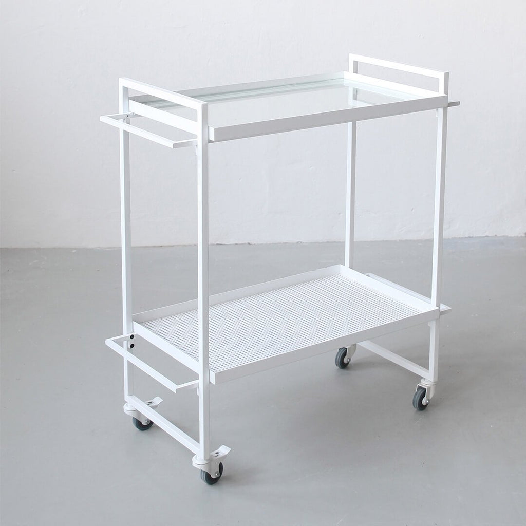 kristina dam studio bauhaus trolley serving cart trolley shop buy