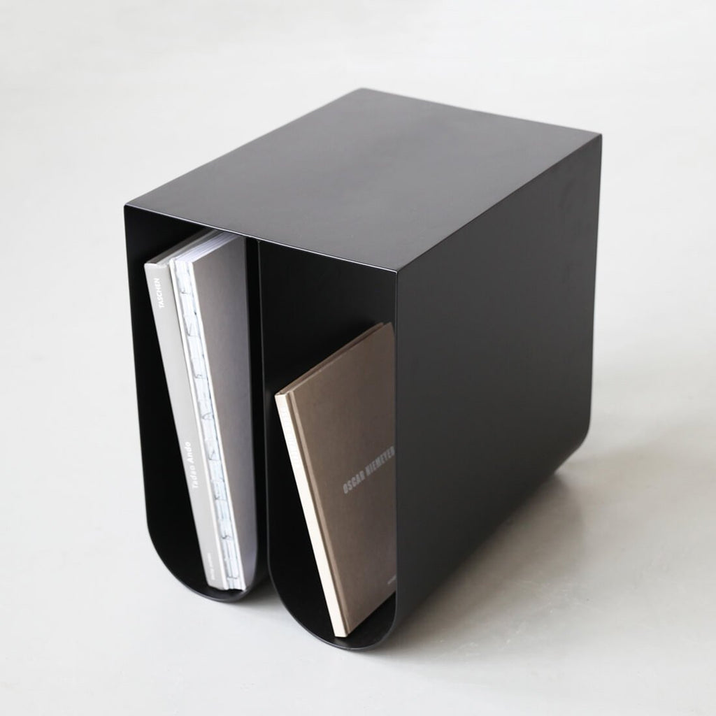 kristina dam studio black magazine holder