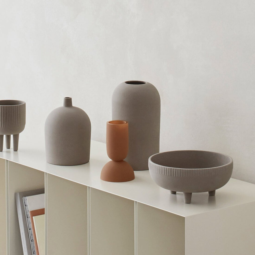 shop design vases from danish Kristina Dam studio