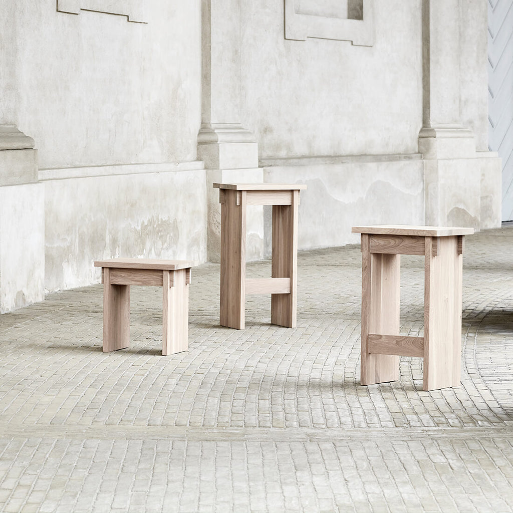 japanese stool collection kristina dam studio