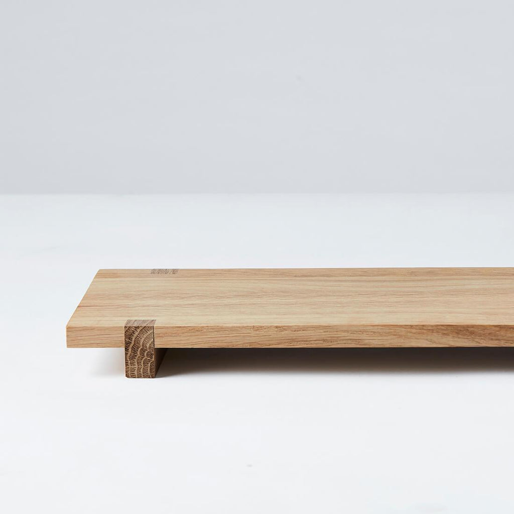kristina dam studio oak wood serving board tapas board