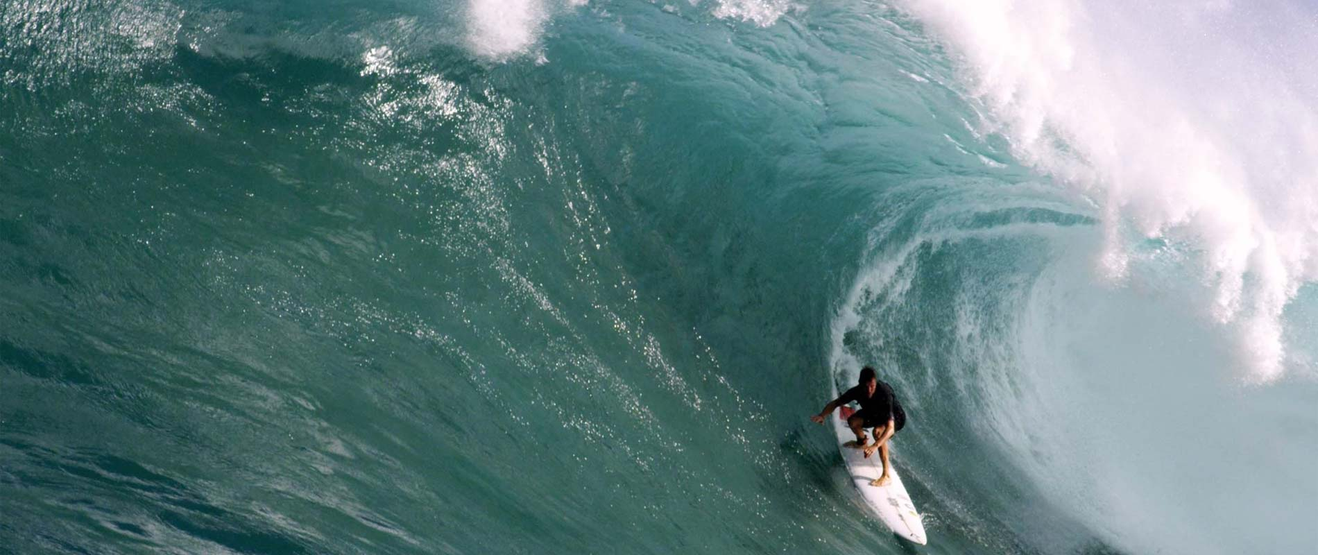 Grant Twiggy Baker - Big Wave Surfer