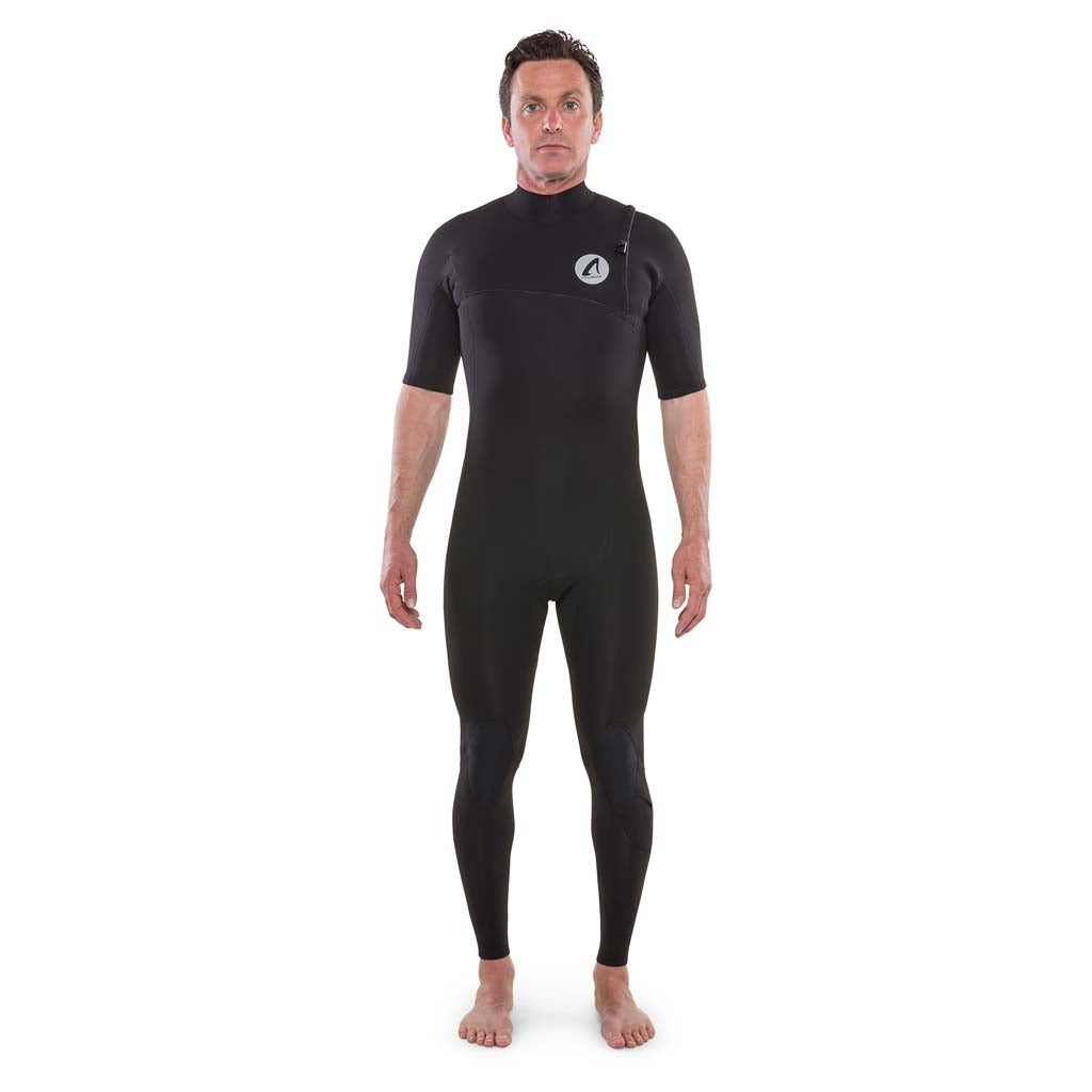 Shield 2.2 Zipfree Short Arm Spring Wetsuit