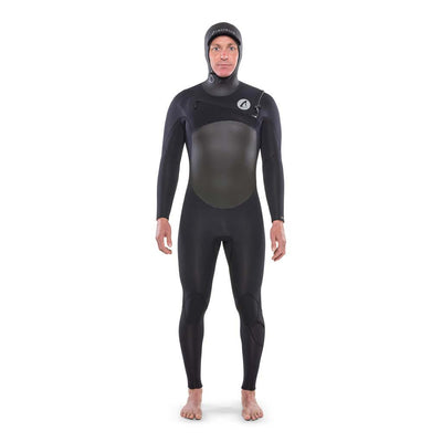 Ti Alpha 5.4 Hooded Wetsuit