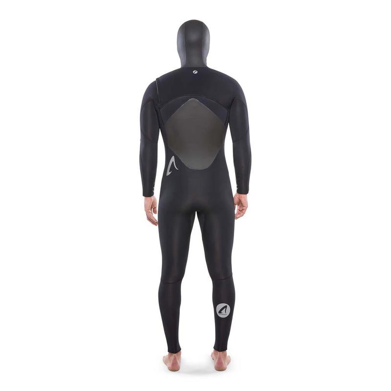Ti Alpha 6.5 Hooded Chest Zip Winter Wetsuit