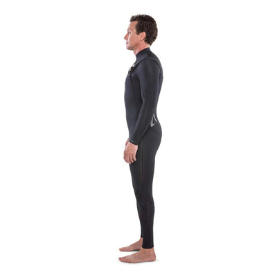 Ti Evade 4.3 Chest Zip Winter Wetsuit