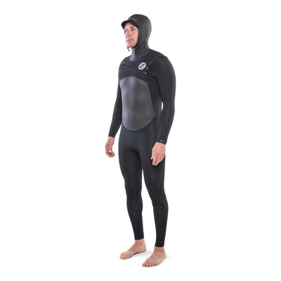 Best Coldwater 4.3 Hooded Surfing Wetsuit Yamamoto Neoprene