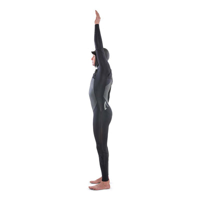 Ti Evade 4.3 Hooded Chest Zip Winter Wetsuit