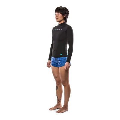 Ember 1.5 Long Sleeve Womens Wetsuit Top
