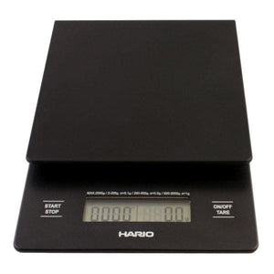 Hario V60 Drip Coffee Scale With Timer