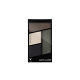 Wet n Wild - Color Icon Eyeshadow Quad Lights Out - Divaful Beauty - cruelty free makeup beauty - vegan beauty - vegan skincare - vegan makeup - Australian beauty - australian skincare