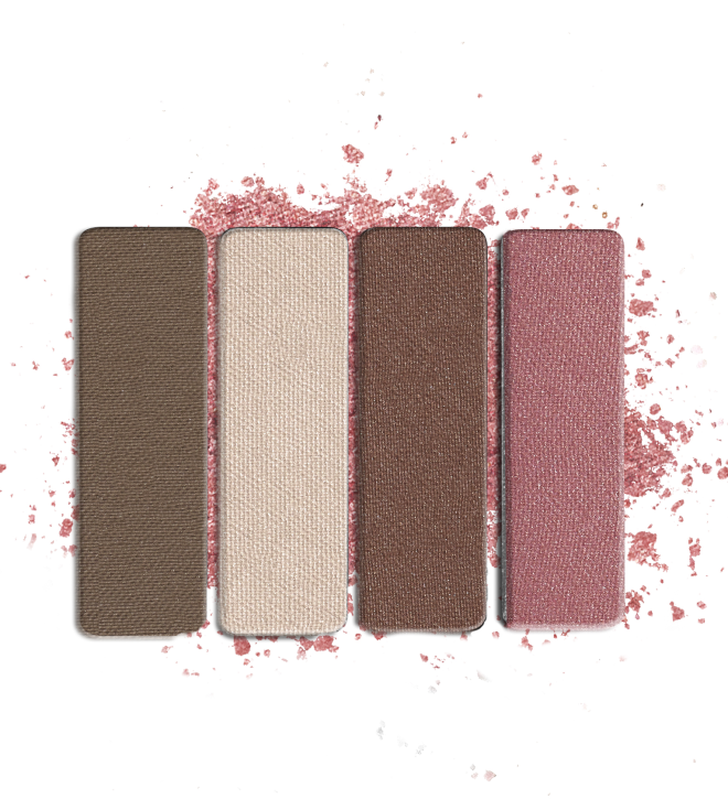 Wet n Wild - Color Icon Eyeshadow Quad Sweet As Candy - Divaful Beauty - cruelty free makeup beauty - vegan beauty - vegan skincare - vegan makeup - Australian beauty - australian skincare