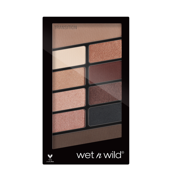 Wet n Wild - Color Icon 10 Pan Palette Nude Awakening - Divaful Beauty - cruelty free makeup beauty - vegan beauty - vegan skincare - vegan makeup - Australian beauty - australian skincare