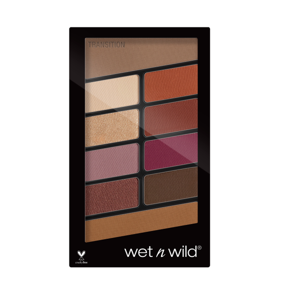 Wet n Wild - Color Icon 10 Pan Palette Rosé in the Air - Divaful Beauty - cruelty free makeup beauty - vegan beauty - vegan skincare - vegan makeup - Australian beauty - australian skincare