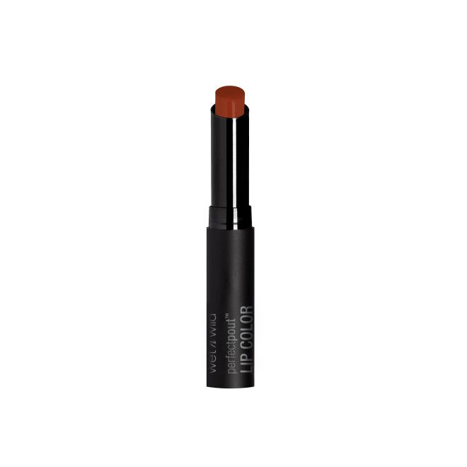 Wet n Wild Perfect Pout Lip Color Extra Cinnamon Please - Divaful Beauty - cruelty free makeup beauty - vegan beauty - vegan skincare - vegan makeup - Australian beauty - australian skincare