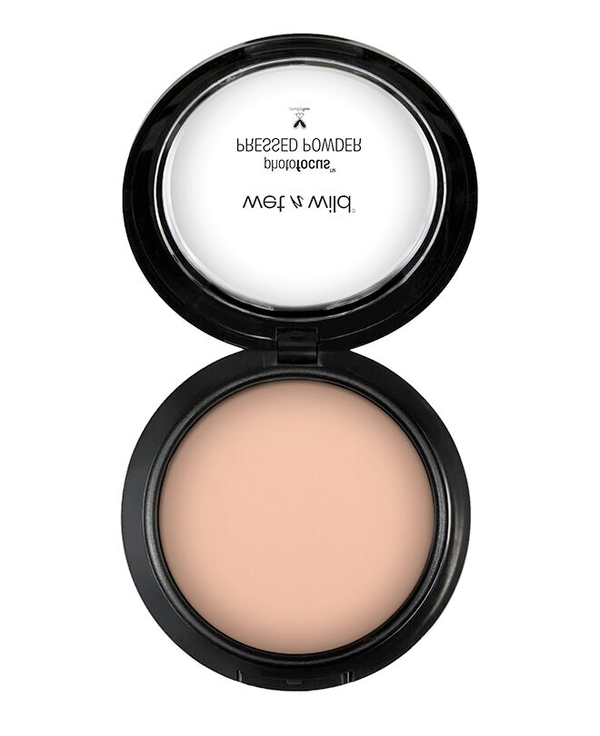 Wet n Wild - Photo Focus Pressed Powder Neutral Beige - Divaful Beauty - cruelty free makeup beauty - vegan beauty - vegan skincare - vegan makeup - Australian beauty - australian skincare