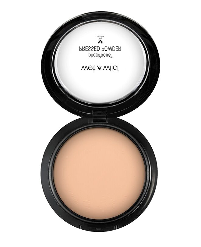 Wet n Wild - Photo Focus Pressed Powder Warm Beige - Divaful Beauty - cruelty free makeup beauty - vegan beauty - vegan skincare - vegan makeup - Australian beauty - australian skincare