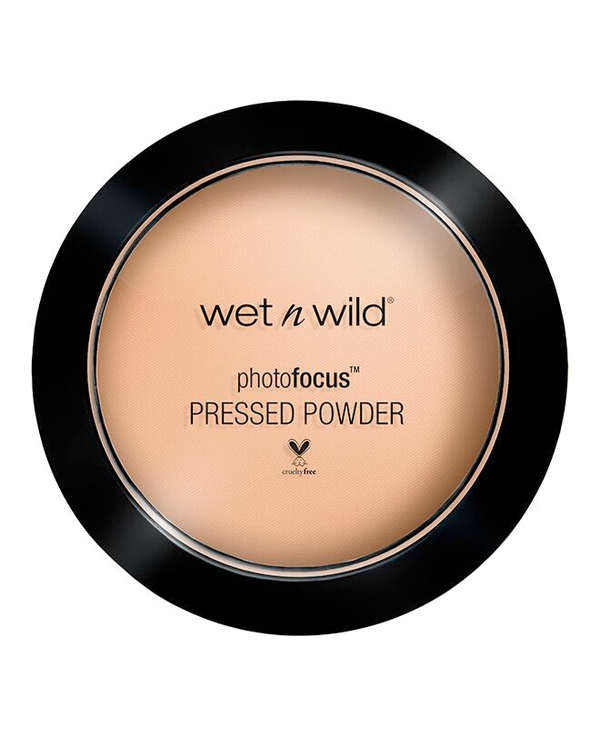 Wet n Wild Photo Focus Pressed Powder Warm Beige - Divaful Beauty - cruelty free makeup beauty - vegan beauty - vegan skincare - vegan makeup - Australian beauty - australian skincare