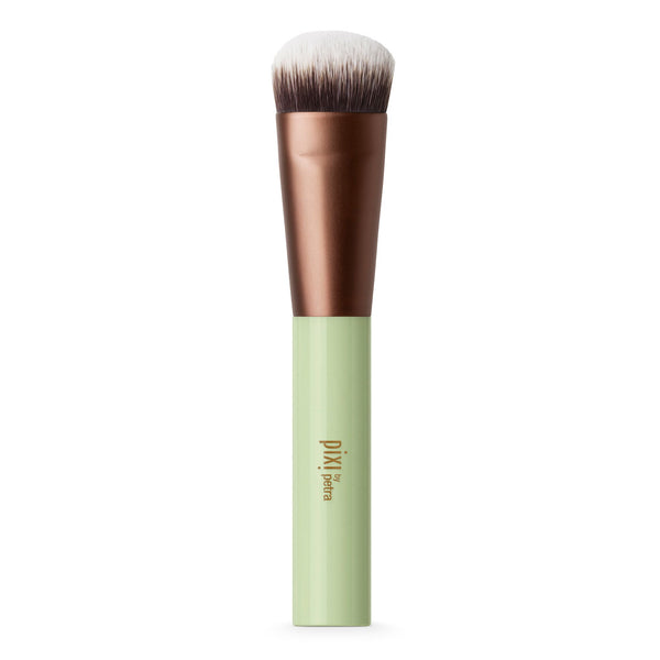 PIXI - Full Cover Foundation Brush - Divaful Beauty - cruelty free makeup beauty - vegan beauty - vegan skincare - vegan makeup - Australian beauty - australian skincare