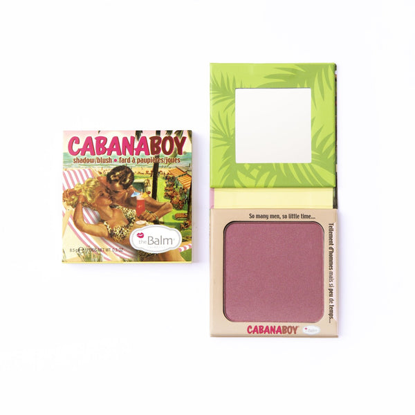 The Balm Cosmetics - Cabana Boy Shadow/Blush - Divaful Beauty - cruelty free makeup beauty - vegan beauty - vegan skincare - vegan makeup - Australian beauty - australian skincare