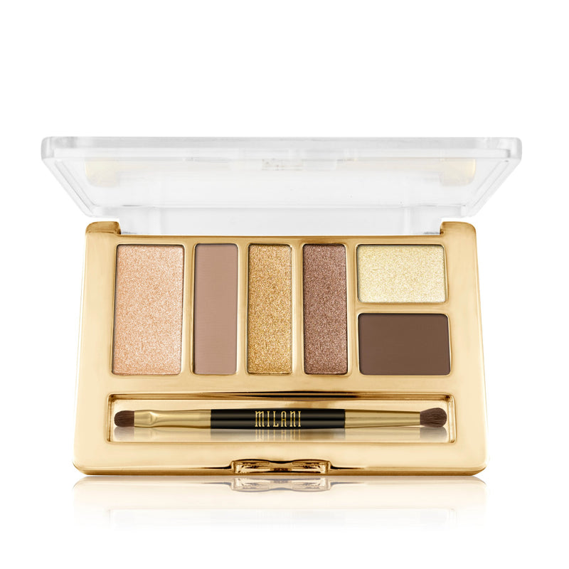 Milani Cosmetics - Everyday Eyes Eyeshadow Palette - Divaful Beauty - cruelty free makeup beauty - vegan beauty - vegan skincare - vegan makeup - Australian beauty - australian skincare