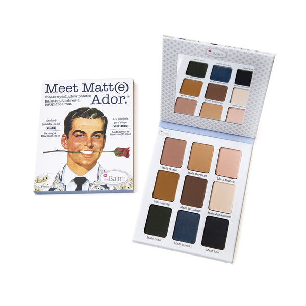 The Balm Cosmetics - Meet Matt(e) Adore - Divaful Beauty - cruelty free makeup beauty - vegan beauty - vegan skincare - vegan makeup - Australian beauty - australian skincare