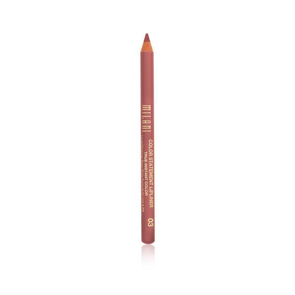 Milani Cosmetics - Colour Statement Lip Liner - Divaful Beauty - cruelty free makeup beauty - vegan beauty - vegan skincare - vegan makeup - Australian beauty - australian skincare