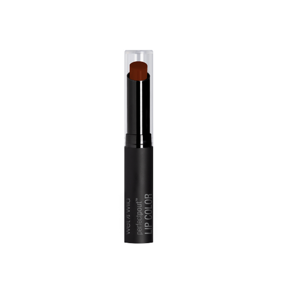 Wet n Wild  Perfect Pout Lip Color Raisin With Me - Divaful Beauty - cruelty free makeup beauty - vegan beauty - vegan skincare - vegan makeup - Australian beauty - australian skincare