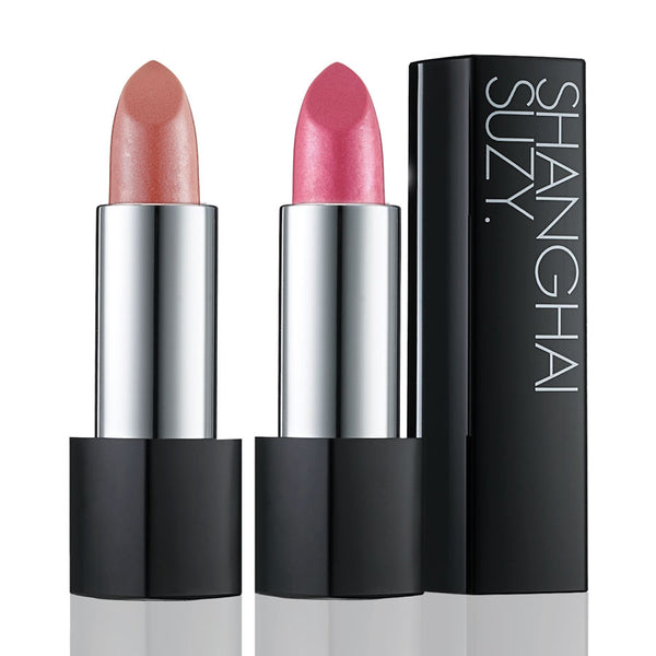 Shanghai Suzy - Satin Luxe Lipstick - Divaful Beauty - cruelty free makeup beauty - vegan beauty - vegan skincare - vegan makeup - Australian beauty - australian skincare