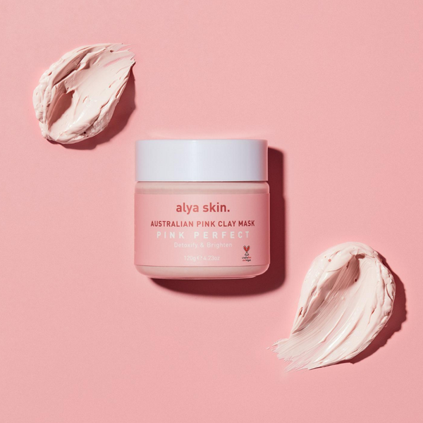 Alya Skin - Pink Clay Mask