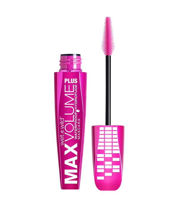Wet n Wild - Max Volume Plus Waterproof Mascara - Divaful Beauty - cruelty free makeup beauty - vegan beauty - vegan skincare - vegan makeup - Australian beauty - australian skincare
