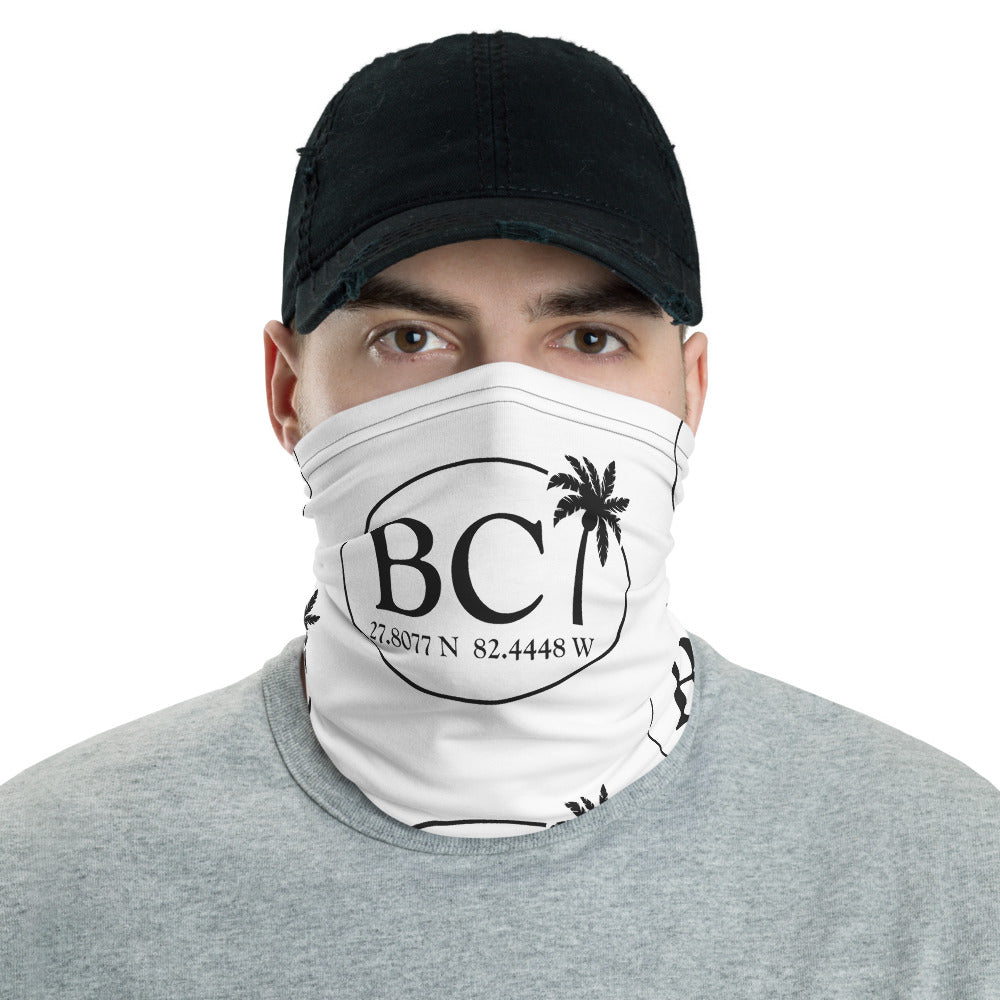BCI Neck Gaiter White