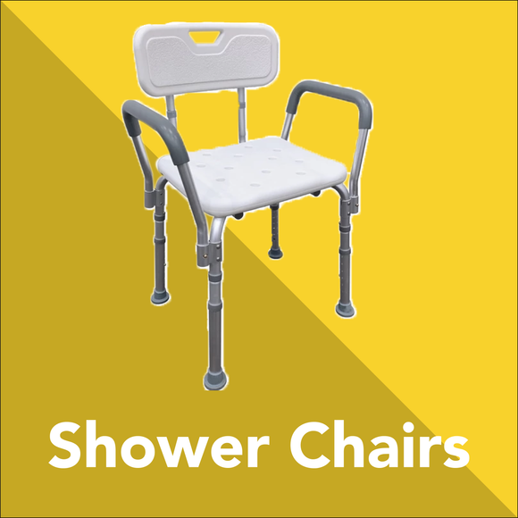 Shower Chairs & Commodes