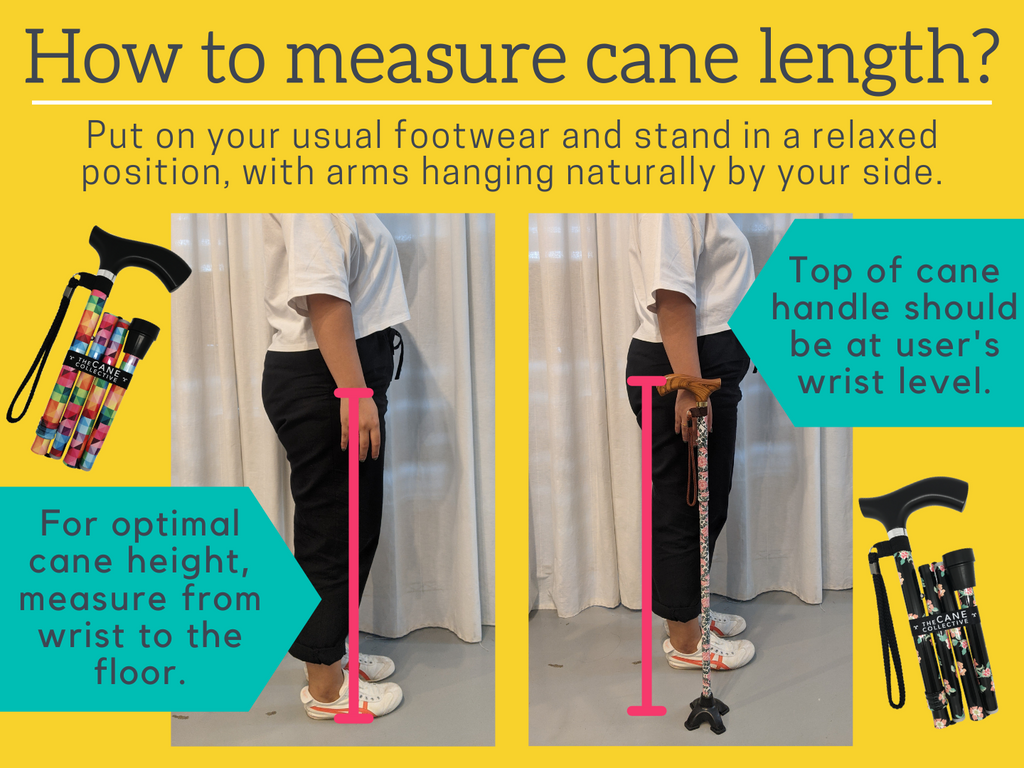 Choosing the Right Walking Stick for An Elderly Person