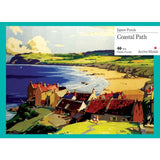 13-Piece Jigsaw Puzzle Coastal Path