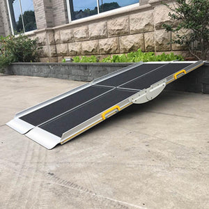 Aluminium 4-Way Suitcase Ramp (6, 7, 8 ft)