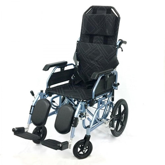 APLUS Lightweight Tilt-In-Space Pushchair