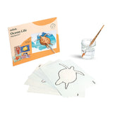 Aquapaint Dementia Activity Set (Ocean Life) Default