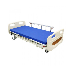 Basic Electric 3-Function Bed with Quad Rails Default