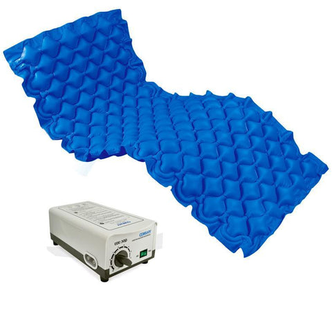 "Bedroom Air Mattress - 2.8"" Bubble Pad Mattress"