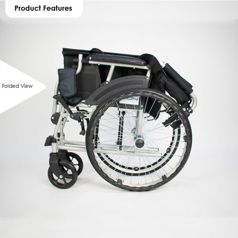 "Bion Comfy 3G Wheelchair (16"")"