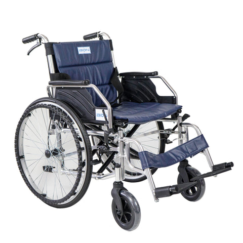 "Bion iLight Heavy Duty Detachable Wheelchair (20"") Default"